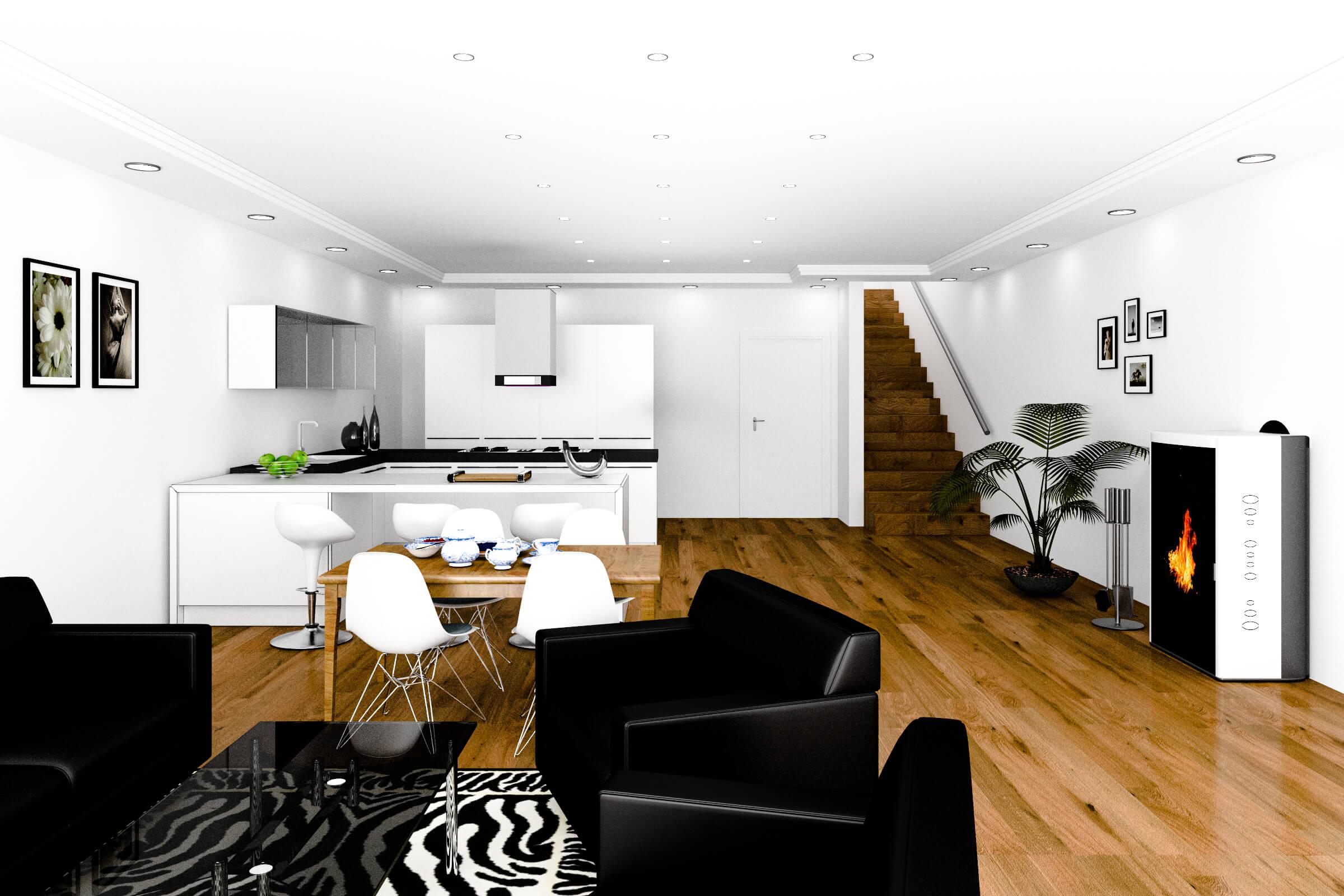 haus b 1a haus. Black Bedroom Furniture Sets. Home Design Ideas